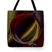 Colorful Glass Marble Art  Tote Bag
