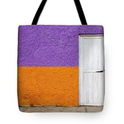 Colorful In Negril Tote Bag