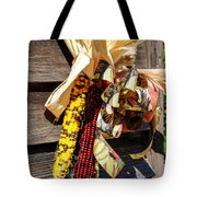 Colorful Indian Corn Decorations Tote Bag