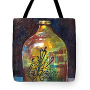 Colorful Jug Tote Bag