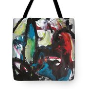 Colorful Landscape1112 Tote Bag