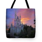 Colorful Magic Tote Bag