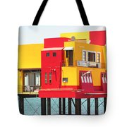 Colorful Mexico Tote Bag