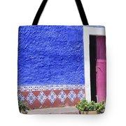 Colorful Mexico Tote Bag
