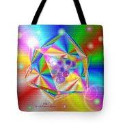Colorful Mural Tote Bag