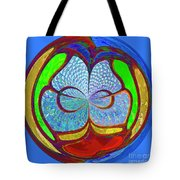 Colorful Orb Tote Bag