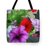 Colorful Palette Tote Bag
