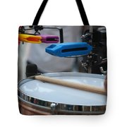 Colorful Percussion Tote Bag