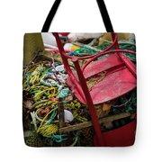 Colorful Pile 1 Tote Bag