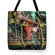 Colorful Pile 3 Tote Bag