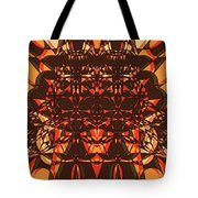 Colorful Pinball Wizardry Tote Bag