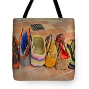 Colorful Purses Tote Bag