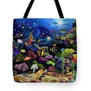 Colorful Reef Tote Bag