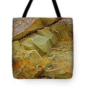 Colorful Rocks Tote Bag