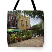 Colorful Scenery  Tote Bag