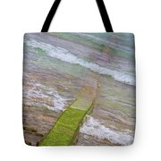 Colorful Seawall Tote Bag