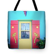 Colorful Signs Of The Tropics Tote Bag