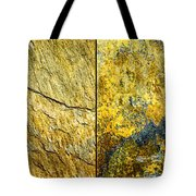 Colorful Slate Tile Abstract Composite H2 Tote Bag