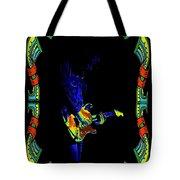 Colorful Slide Playing Tote Bag