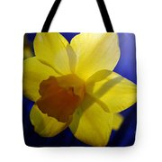 Colorful Spring Floral Tote Bag