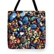 Colorful Stones I Tote Bag