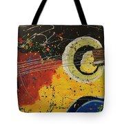 Colorful Strum Tote Bag