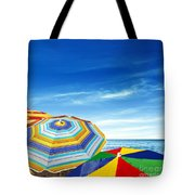 Colorful Sunshades Tote Bag