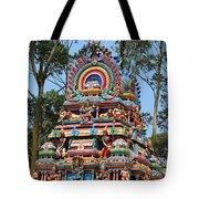 Colorful Temple, Valparai Tote Bag