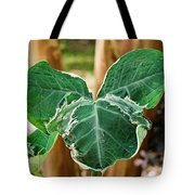 Colorful Tropical Foliage 1 Tote Bag