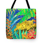 Colorful Tropics 4 Tote Bag