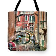 Colorful Venice  Tote Bag