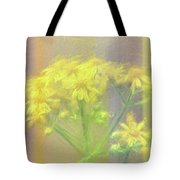Colorful Wildflower Bouquet Tote Bag