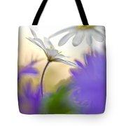 Colorfull Spring Tote Bag