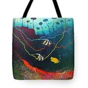 Colorida Naturaleza Tote Bag