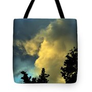 Coloring Clouds Tote Bag
