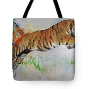 Coloring In The Lines Tote Bag