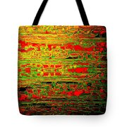 Colorisentences Tote Bag