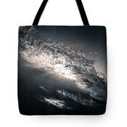 Colorless Window Tote Bag
