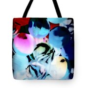 Colors 4 Tote Bag