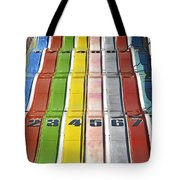 Colors Are A Photographers Life Tote Bag