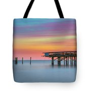 Colors In Motion Tote Bag