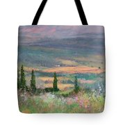 Colors In Tuscany Tote Bag