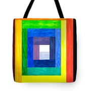 Colors Into One Tote Bag