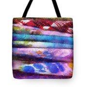 Colors Material Horizontal Pa 02 Tote Bag