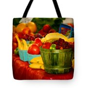 Colors Of Alabama Tote Bag