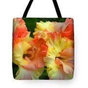 Colors Of August Tote Bag