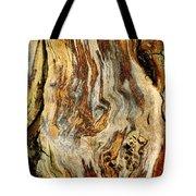 Colors Of Bark Tote Bag