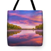 Colors Of Chatfield Tote Bag