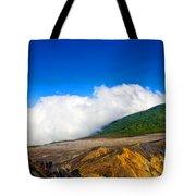 Colors Of Costa Rica Tote Bag