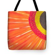 Colors Of Daisy Tote Bag